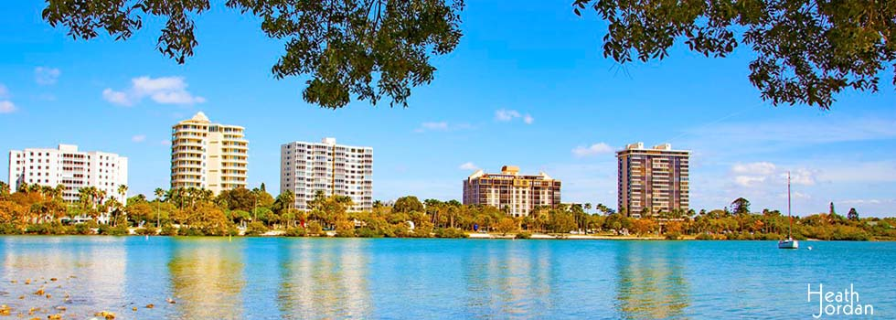 Sarasota Florida condo skyline, Sarasota Florida condo skyline
