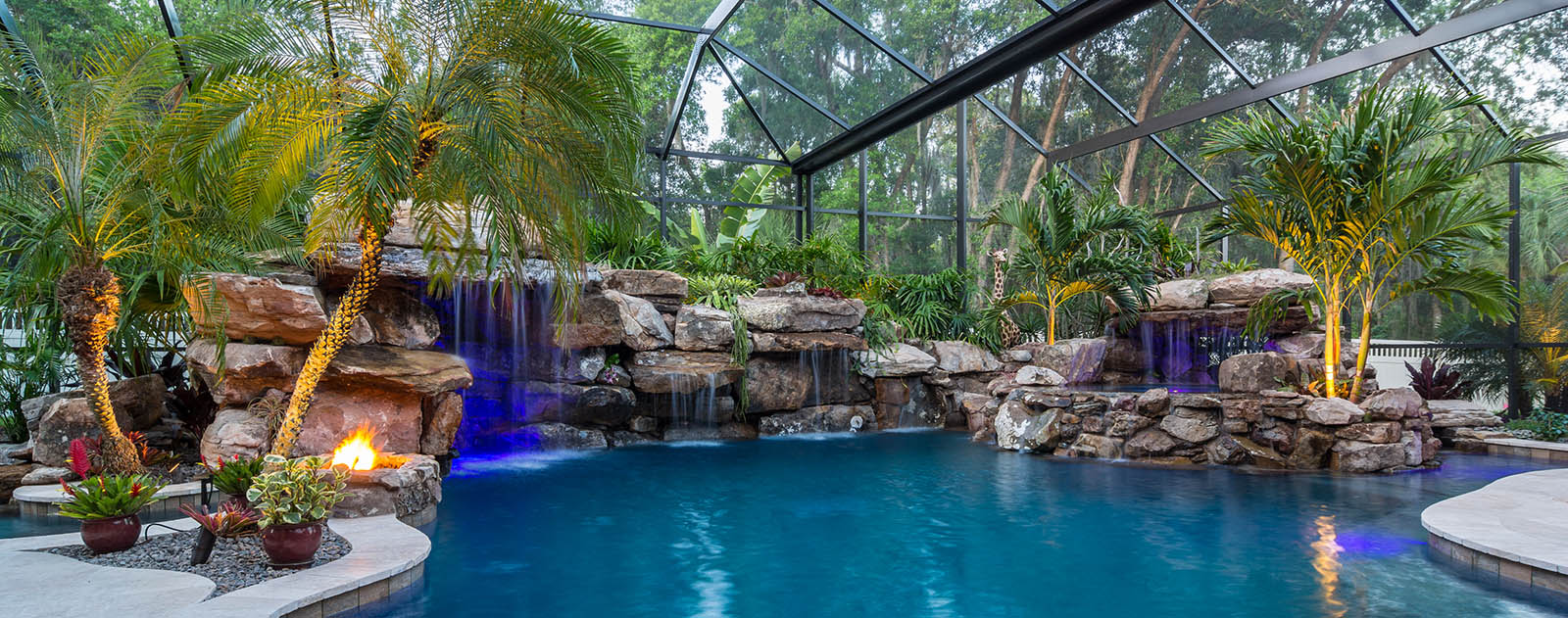 Lucas Lagoons Custom Pool Builder Sarasota Business